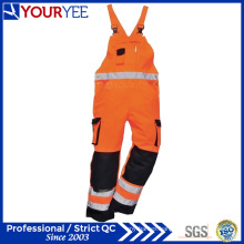 Security Safety Hi Vis Protective Work Bib Overall (YBD122)
