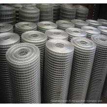 Maillage métallique soudé / filet soudé / maillage métallique