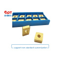Standard carbide turning inserts for grinding machine
