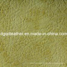 Good Scratch Resistant Furniture PVC Leather (QDL-PV0181)