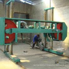 Tamanho grande Serra pesados Serra máquina difícil serra madeira