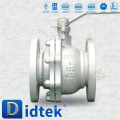 Nnew products professional floating carbon steel ball valve