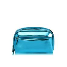 Metallic PU Lady′s Cosmetic Bag (YSJK-Hz1001)