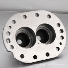 Ensemble de fonte en fer gris d'origine pour pompe à engrenages
