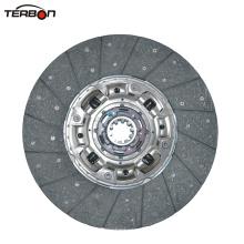 Disco profissional da embreagem do fabricante de 430 * 252 * 10 * 50.8 * 12S com o Dual para o caminhão pesado
