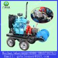 Drain Tube Cleaning Machine Diesel Engine