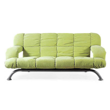 Armrest Fabric Couch Folding Sleeper Sofa Bed