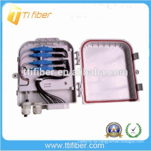 8Port FTTH caja de distribución de fibra óptica