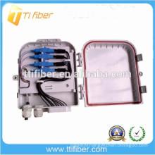 8Port FTTH Fiber Optic Distribution Box