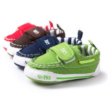 4 Color Infant Toddler Moccasins Casual Baby Shoes