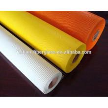 Types de maille de fibre de verre résistant aux alcalis yuyao ITB 110gr