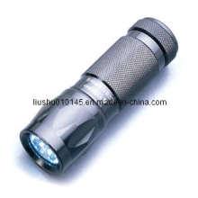 Lanterna elétrica de 9 diodos emissores de luz (12-1H0003)