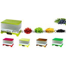 New 6-Layers 22-Liters 520-Watts Food Dehydrators