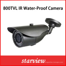 800tvl Caméras CCTV imperméables à l'infrarouge Fournisseurs Caméra de sécurité Bullet