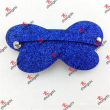 Accessoires pour cheveux pour enfants Pin à cheveux en cuir pour cadeaux de fille (HCP50827)