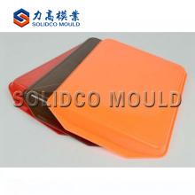 China Produto de molde de utensílios de mesa e plástico Fast Food Bandeja Injection Mold fabricante