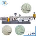 Ligne électrique d'extrudeuse de recyclage de HDPE de fil pour la granulation