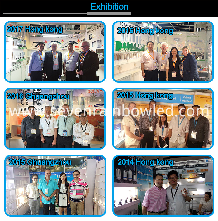 Exhibitions Of 200W Led Low Bay Fixtures