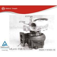 Garrett Engine turbocharger YC6M M4200-1118100A-135