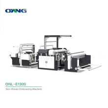 Leather Patch Nonwoven Aluminium Foil Fabric Textile Embossing Machine, Embossing Machine for Fabric