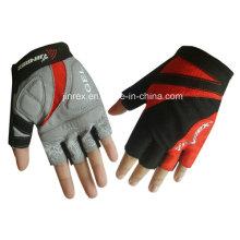 Fashion Gym Bicycle Half Finger Cycling Padding Bike Sports Glove