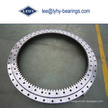 Single Row Slewing Ring Bearing with Internal Gears (RKS. 062.25.1424)
