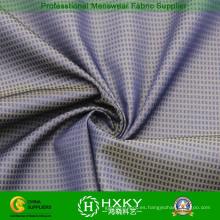 Phantom comprueba la tela de poliéster de Dobby con la fibra de cation para la chaqueta
