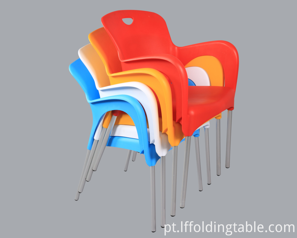 Colorful and Stackable Chair