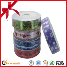 Wholesae Cheap Satin Ribbon Roll for Garment