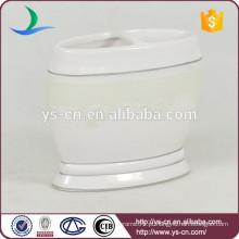 YSb40098-01-th simples e elegante banheiro escova de cerâmica titular