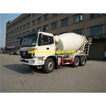 9cbm 10 Wheel Transit Mixer Trucks