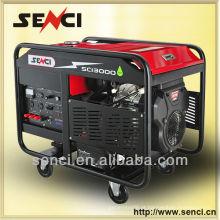 Senci SC13000 50hz 22hp Portable 10kW Gasoline Generator