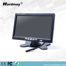 7 Inch Screen Rear View Monitor don Mota / Bas