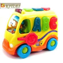 Детские игрушки разведки ABS материала красочные игрушки мультфильм автомобиль