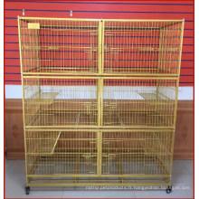 Cage populaire Cat Cage Pet Cat Cage à vendre