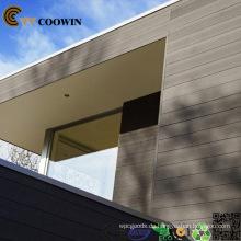 Wood Plastic Composite Außenwandverkleidung
