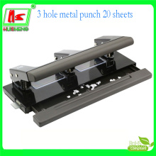 20 sheets school 3 hole punch