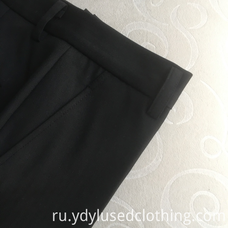 male suit pants