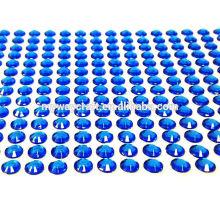 6mm Crystal Diamond Adhesive Rhinestones Stickers