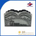 Оптовая металла изготовленный на заказ держатель визитной карточки