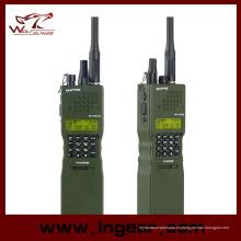 Militar ficticio Walkie Talkie Prc 152 Radio interfono Airsoft modelo