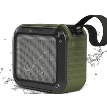 Professioneller wasserdichter mini beweglicher drahtloser Bluetooth Lautsprecher