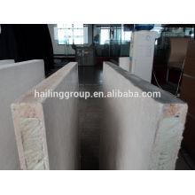 Magnesiumoxid Mgo EPS / EPS SIP-Sandwichplatte für Wand und Boden