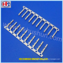 Stamping Crimp Auto Terminal, Naked Crimp Terminals in China (HS-DZ-0092)