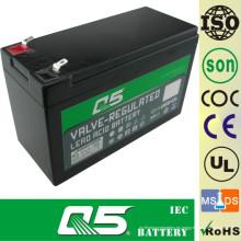 12V9.0AH, puede modificar para requisitos particulares 7.5AH, batería de la energía eólica de la batería del GEL de la batería solar 8.0AH no estándar Modifique los productos para requisitos particulares