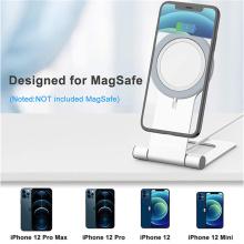 Chargeur magnétique sans fil pour support de téléphone imprimé en 3D