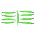 Finishion цветного полиэстера круглый банджи шнурки
