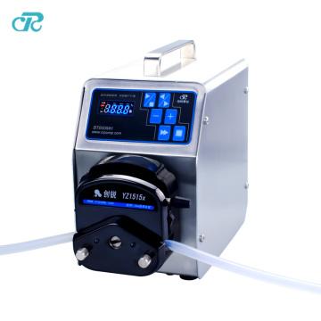 Перистальтический насос для автоматической перекачки промывочной жидкости