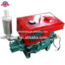1115ED China-Lieferant 4-Takt-Einzylinder-Dieselmotor für die Landwirtschaft