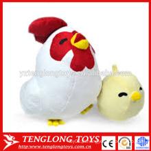 2017 nova chegada recheado galinha galinha brinquedos